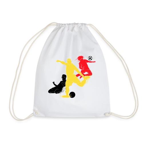 Belgique Football Fan - Sac de sport léger