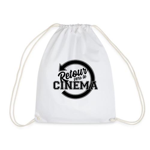 Logo Retour vers le Cinéma - Sac de sport léger