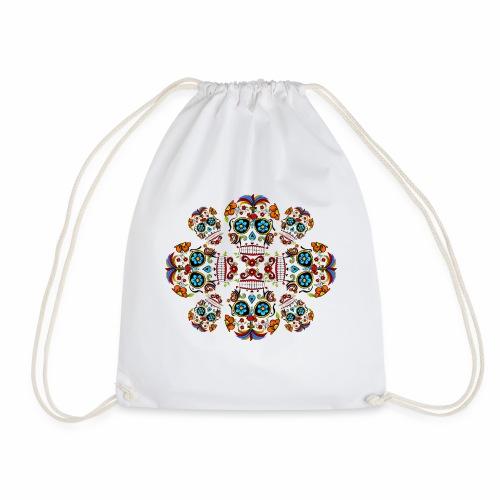 Calaveras - Mochila saco