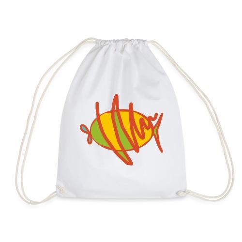 fish - Turnbeutel