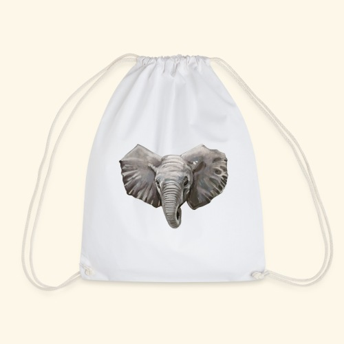 Little Elephant Ears - Drawstring Bag