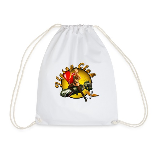 Flying club camiseta - Mochila saco