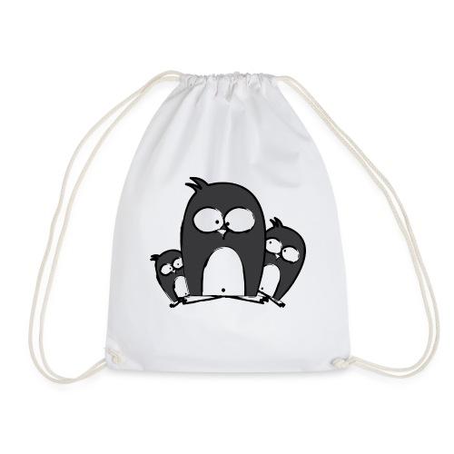 pinguine_png - Turnbeutel