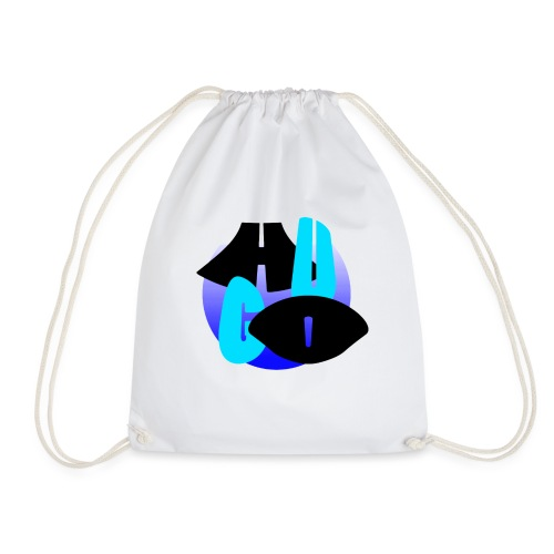 Hugo's logo transparant - Gymtas