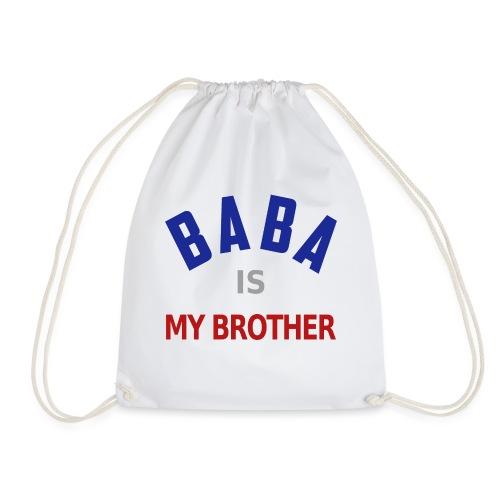 Baba is my brother clr - Sac de sport léger