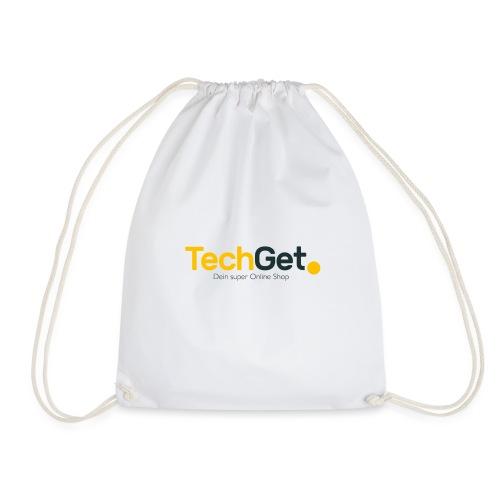TechGet Marken Logo - Turnbeutel