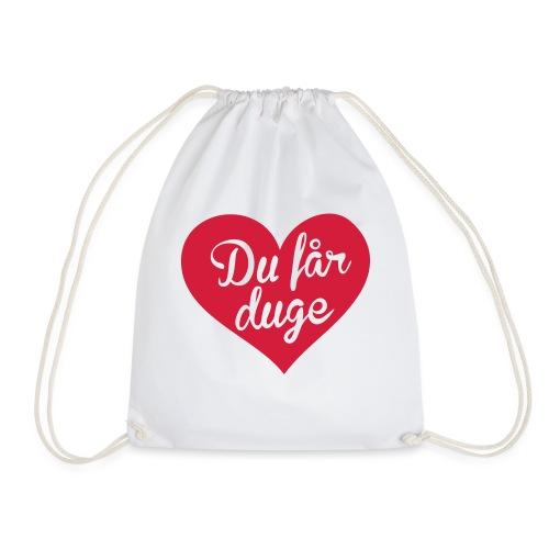 Ekte kjærlighet - Det norske plagg - Gymbag