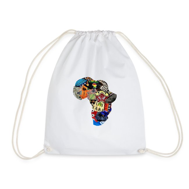 Afrique en Wax (Impression)