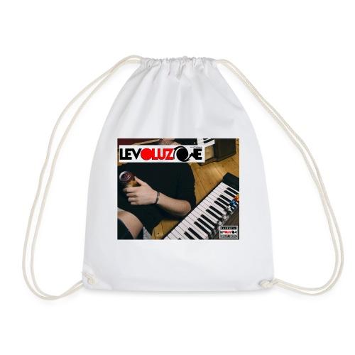 la vita sana - Drawstring Bag