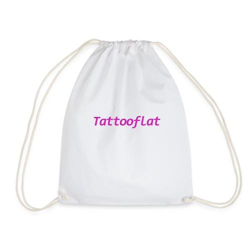 Tattooflat T-shirt - Drawstring Bag