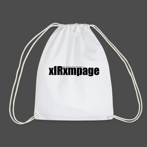 xIRxmpage Fan Hoodie - Turnbeutel