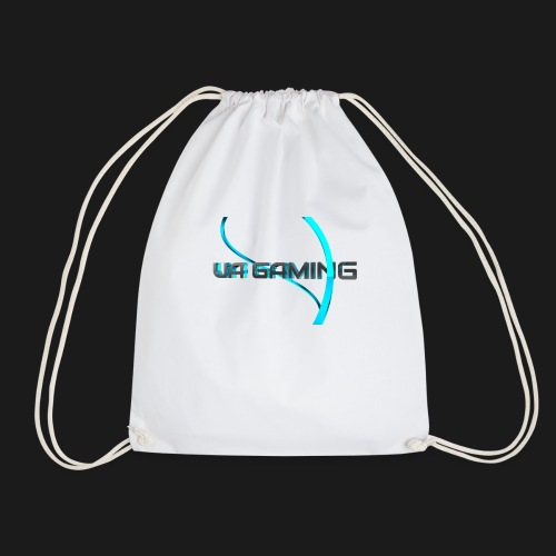 Women's T-Shirt with UA Gaming Design - Drawstring Bag