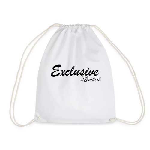 Exclusive Limited - Drawstring Bag