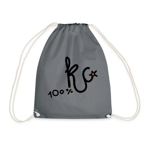 100%KC - Gymtas