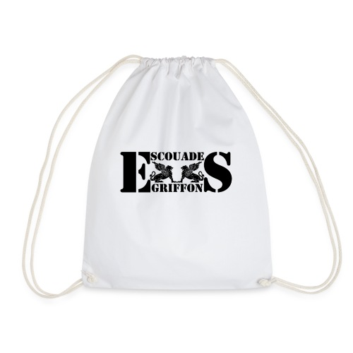 Logo Escouade Griffons 2016 - Sac de sport léger