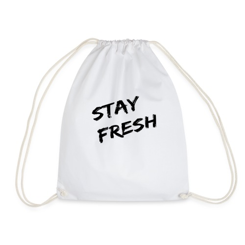 Fresh Long Top - Drawstring Bag
