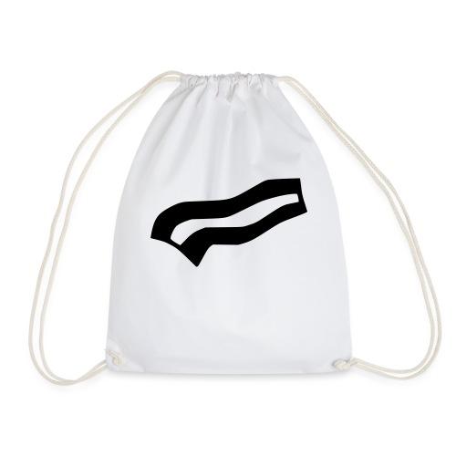 Crispy bacon - Drawstring Bag