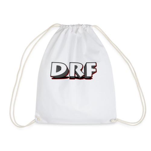T-Shirt met het DRF logo - Gymtas