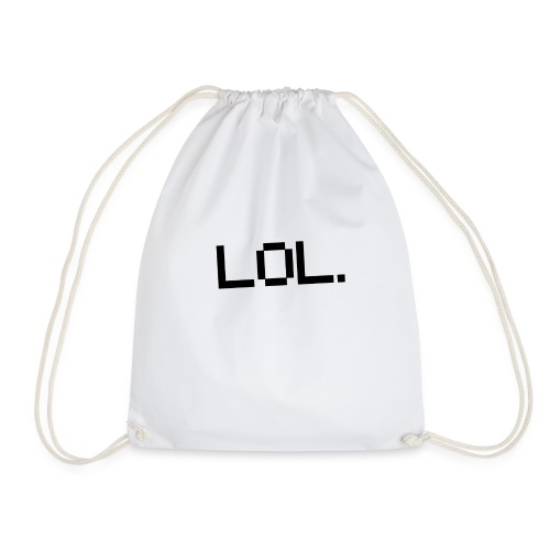 Lol Cup - Drawstring Bag