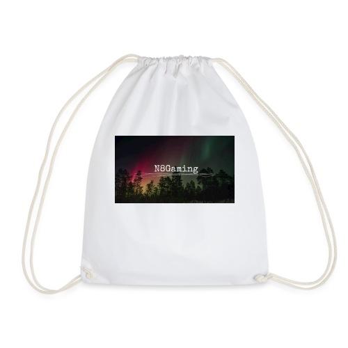 N8 Gaming Shirt - Drawstring Bag