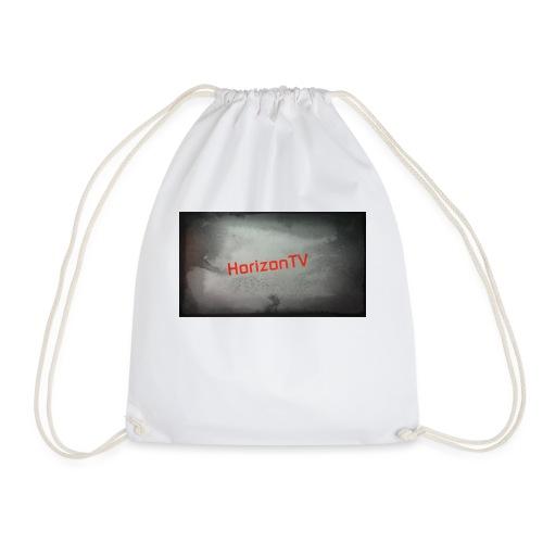 Bögre 01 (HorizonTV) - Drawstring Bag