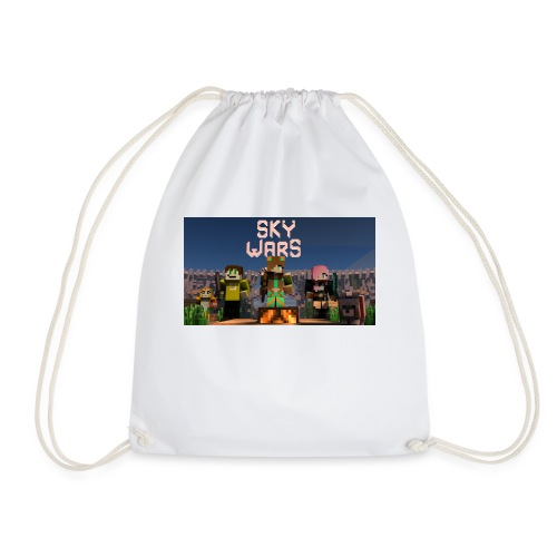 rebbeozelot19 SkyWars T-Shirt - Drawstring Bag