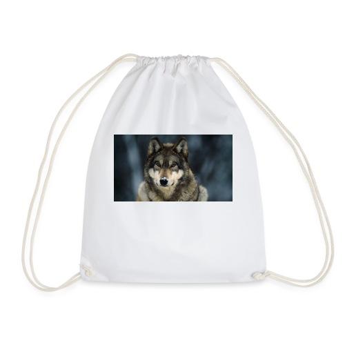 wolf shirt kids - Gymtas