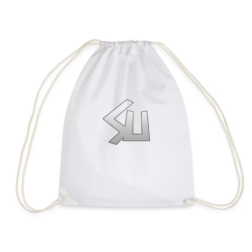 Plain SU logo - Drawstring Bag