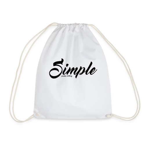 Simple: Clothing Design - Drawstring Bag