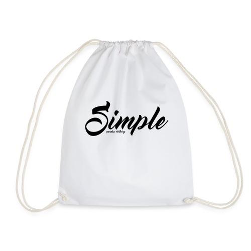 Simple: Clothing Design - Drawstring Bag