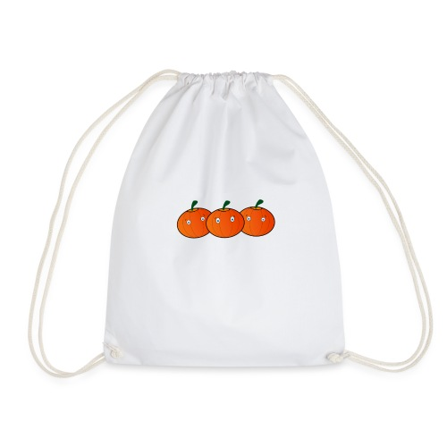 Halloween Pumpkins - Drawstring Bag