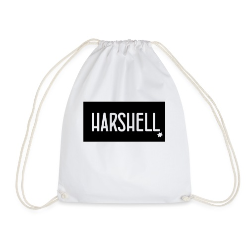 Simple Text | T-shirt [KIDS] - Drawstring Bag