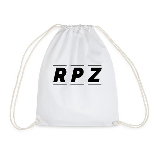 RPZ T-Shirt Weiß - Turnbeutel