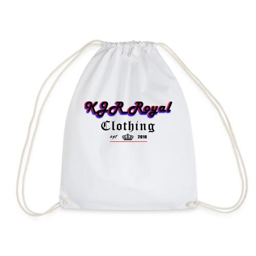 KJRRoyal T-shirt Special Design - Drawstring Bag