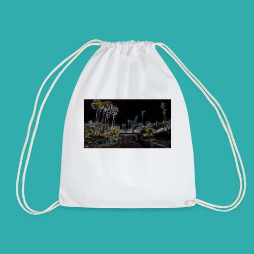resort.jpg - Drawstring Bag