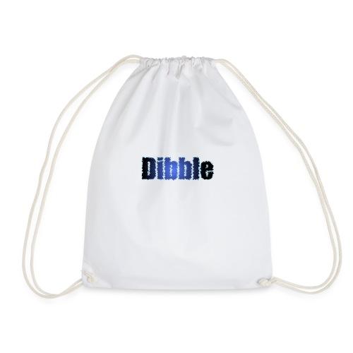 Dibble logo - Sportstaske