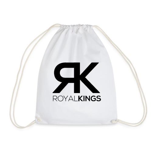 Royalkings Zwart Transparant - Gymtas