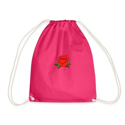 Rosa - Sacca sportiva
