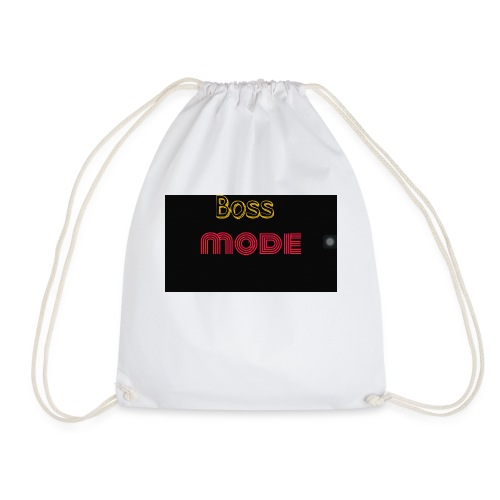 Boss mode - Drawstring Bag