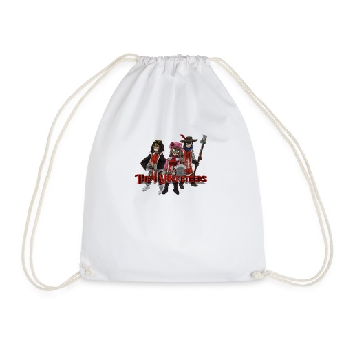 3 Musketeers - Drawstring Bag
