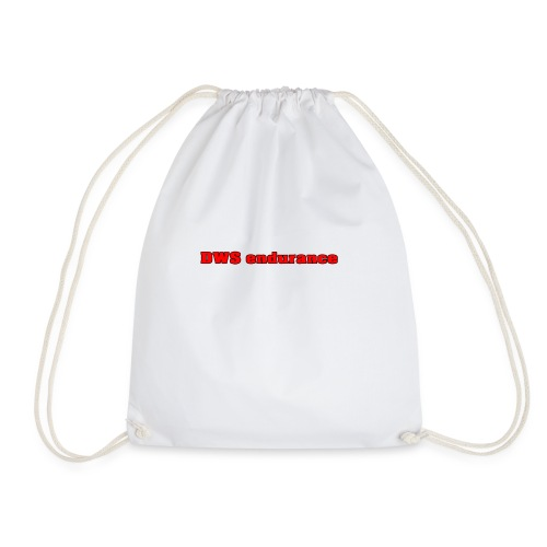 DWS RED - Drawstring Bag