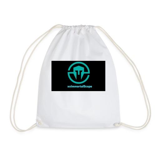 xxImmortalScope throwback - Drawstring Bag