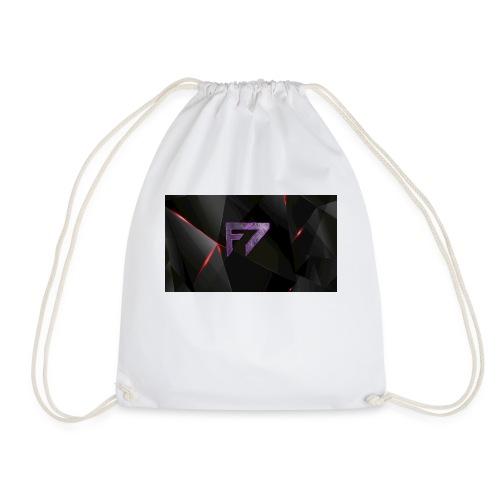 f7Logo - Drawstring Bag