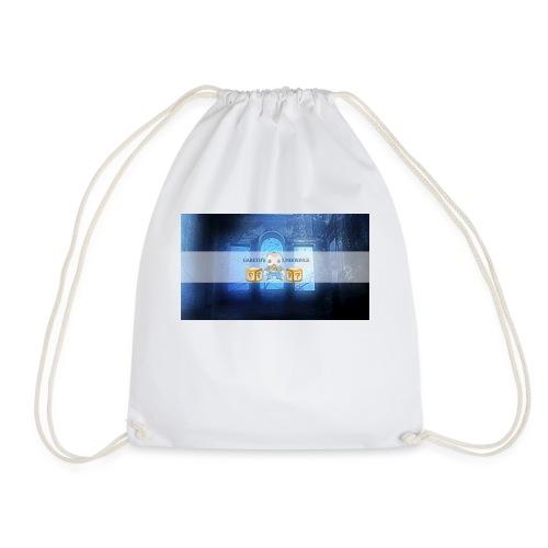 gareth's unboxing - Drawstring Bag