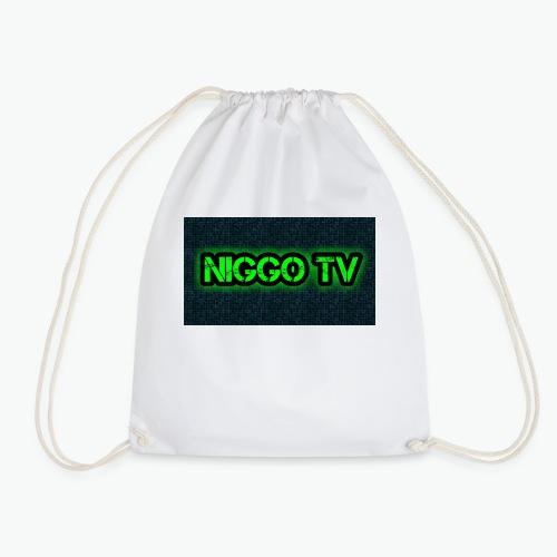 Niggo TV - Turnbeutel
