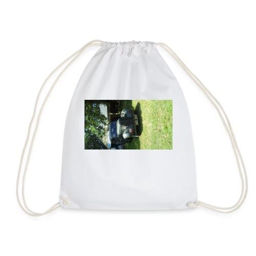 Car design - Drawstring Bag
