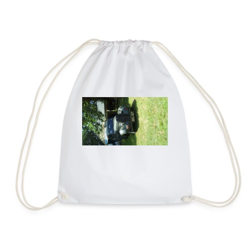 Car design - Drawstring Bag
