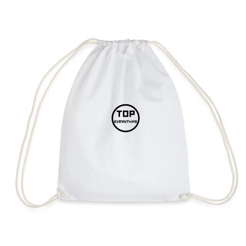 Top everything - Drawstring Bag