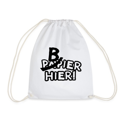 bbb_bierhier - Drawstring Bag