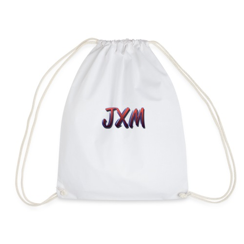 JXM Logo - Drawstring Bag